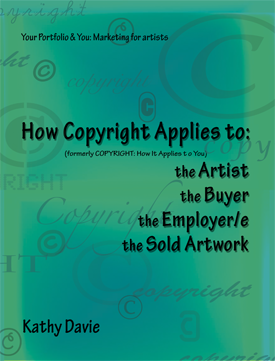 Pinterest pin for How Copyright Applies