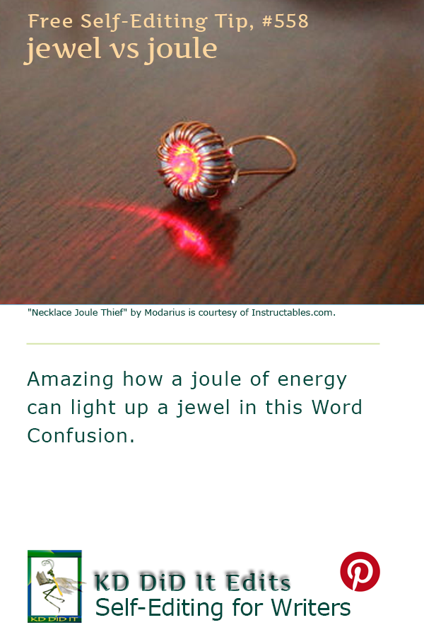 Pinterest pin for Jewel versus Joule