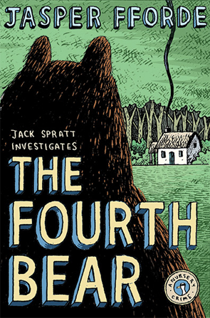 Book Review: The Fourth Bear by Jasper Fforde