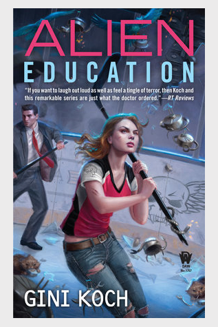 Alien Education by Gini Koch