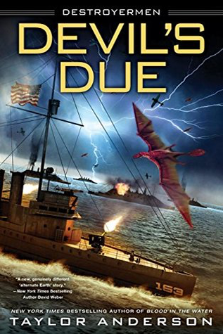 Book Review: Devil's Due by Taylor Anderson