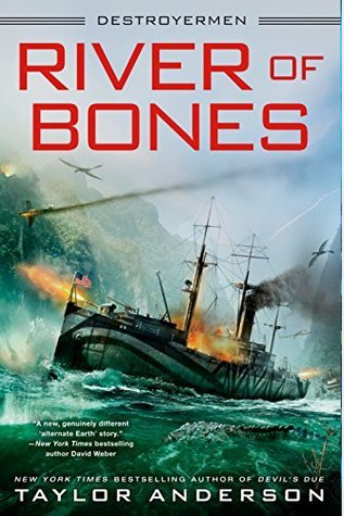 Book Review: River of Bones by Taylor Anderson