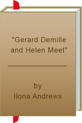 """Gerard Demille and Helen Meet"""