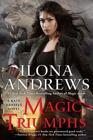 Book Review: Magic Triumphs by Ilona Andrews