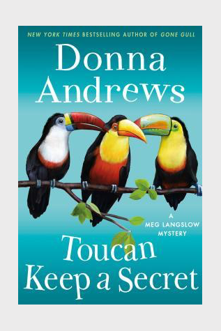 Book Review:  Toucan Keep a Secret by Donna Andrews