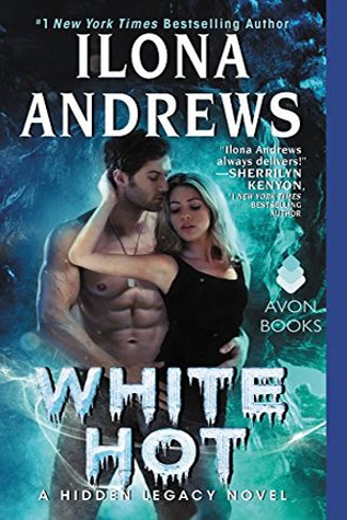 Book Review: White Hot by Ilona Andrews