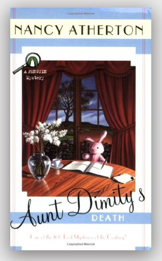 Book Review: Aunt Dimity's Death by Nancy Atherton