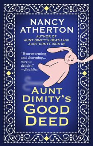 Book Review: Aunt Dimity's Good Deed by Nancy Atherton