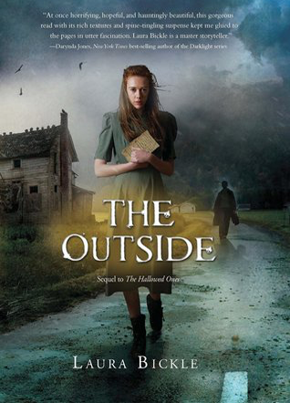 Book Review: The Outside by Laura Bickle