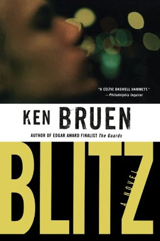 Book Review: Ken Bruen's Blitz