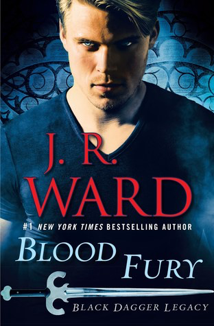 Book Review: Blood Fury by J.R. Ward