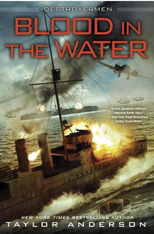 Book Review: Blood in the Water by Taylor Anderson