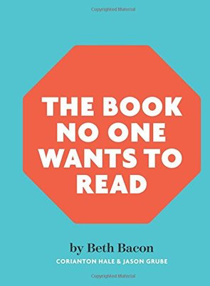 Book Review: Beth Bacon's The Book No One Wants to Read