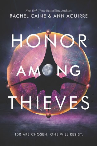 Book Review: Honor Among Thieves by Rachel Caine & Ann Aguirre