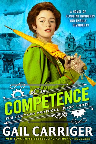 Book Review: Competence by Gail Carriger