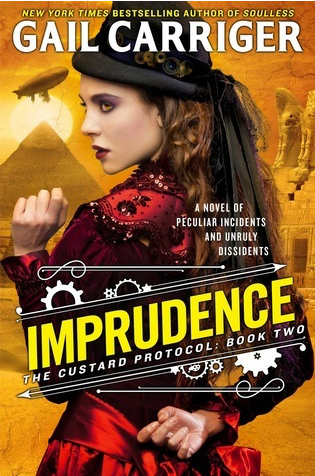 Book Review: Imprudence by Gail Carriger