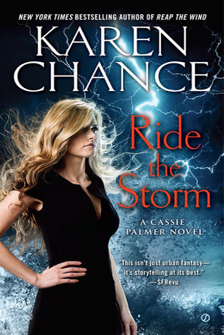 Book Review: Ride the Storm by Karen Chance