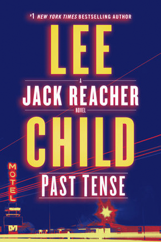 Book Review: Past Tense by Lee Child