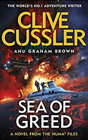 Book Review: Sea of Greed by Clive Cussler and Graham Brown