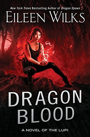 Book Review: Dragon Blood by Eileen Wilks