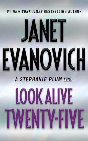 Book Review: Look Alive Twenty-five by Janet Evanovich