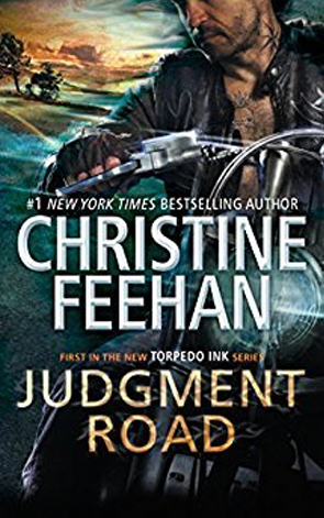 Book Review: Judgment Road by Christine Feehan