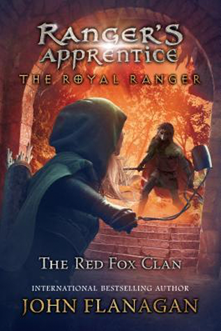 Book Review: The Red Fox Clan by John Flanagan