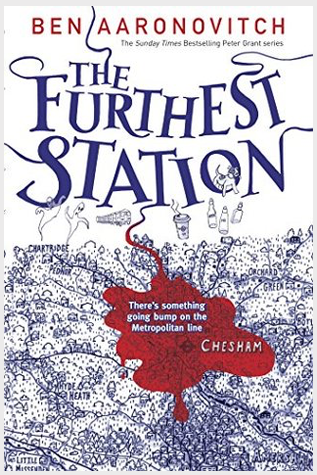 "Book Review: ""The Furthest Station"" by Ben Aaronovitch"