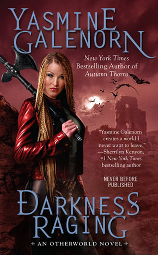 Book Review: Darkness Raging by Yasmine Galenorn