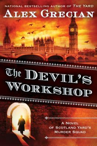 Book Review: The Devil's Workshop by Alex Grecian