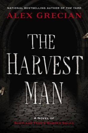 Book Review: The Harvest Man by Alex Grecian