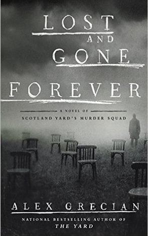 Book Review: Lost and Gone Forever by Alex Grecian