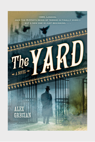 Book Review: The Yard by Alex Grecian