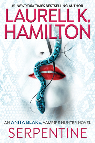 Book Review: Serpentine by Laurell K. Hamilton