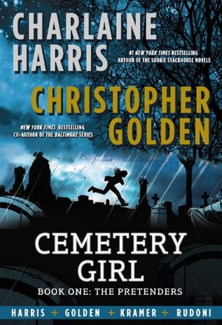 Book Review: The Pretenders by Charlaine Harris and Christopher Golden