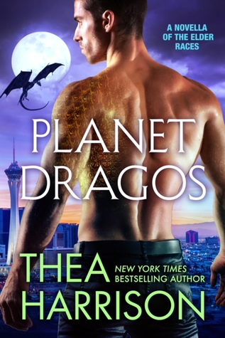 "Book Review: ""Planet Dragos"" by Thea Harrison"