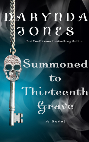 Book Review: Summoned to Thirteenth Grave by Darynda Jones