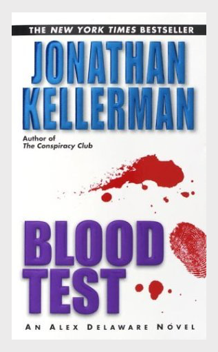 Book Review: Blood Test by Jonathan Kellerman