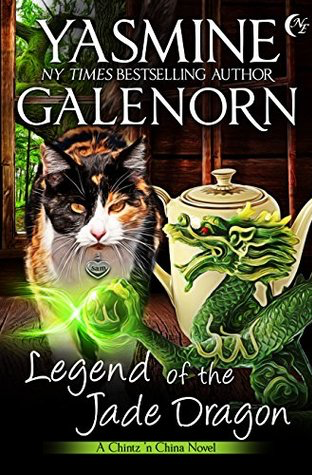 Book Review: Legend of the Jade Dragon by Yasmine Galenorn