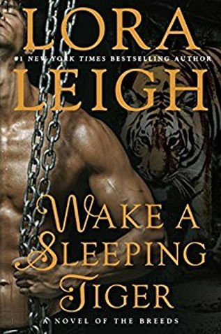 Book Review: Wake a Sleeping Tiger by Lora Leigh