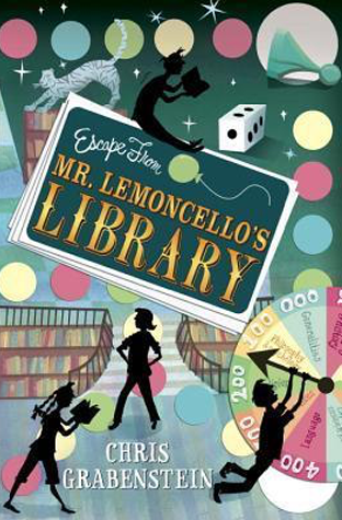 Book Review: Escape From Mr. Lemoncello's Library by Chris Grabenstein