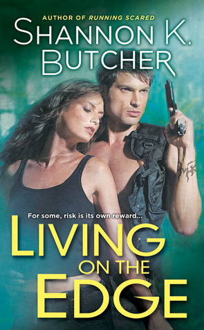 Book Review: Shannon K. Butcher's Living on the Edge