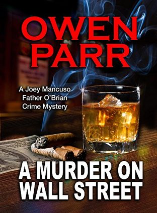 Book Review: A Murder on Wall Street by Owen Parr