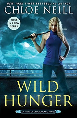 Book Review: Wild Hunger by Chloe Neill