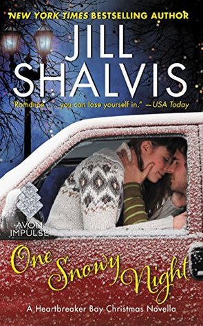 """One Snowy Night"" by Jill Shalvis"