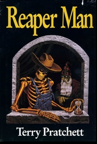 Book Review: Reaper Man by Sir Terry Pratchett