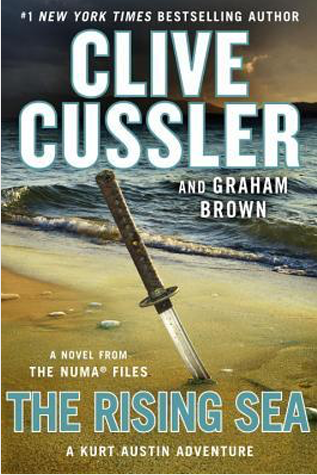 Book Review: The Rising Sea by Clive Cussler and Graham Brown