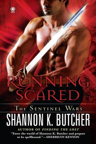 Book Review: Shannon K. Butcher's Running Scared