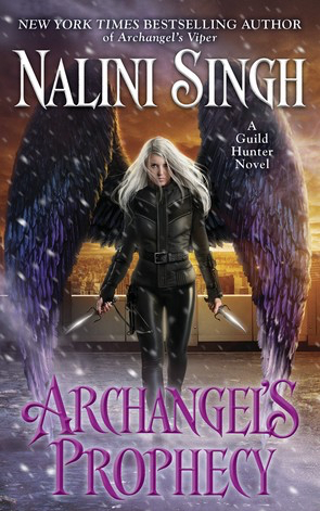 Book Review: Archangel's Prophecy by Nalini Singh