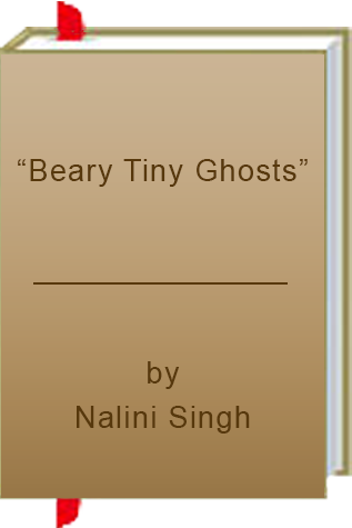 "Book Review: ""Beary Tiny Ghosts"" by Nalini Singh"